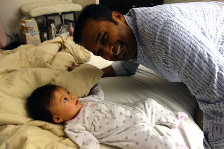 Meeting Uncle Sudeep.