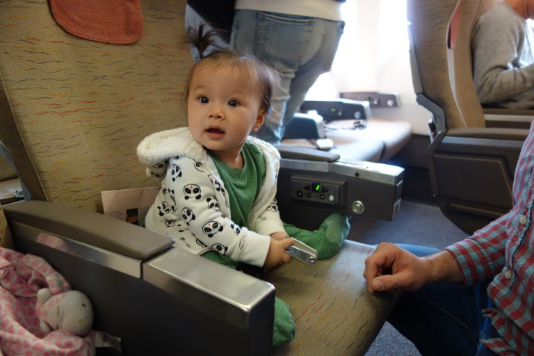 B-767 bound for Okinawa.